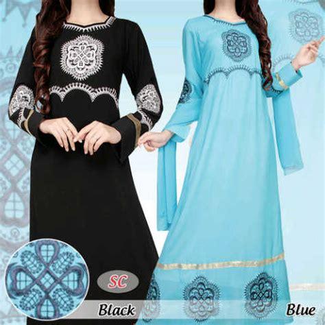 Harga Sifon Ceruti Baju Gamis Pesta Sifon A170 Busana Muslim Remaja