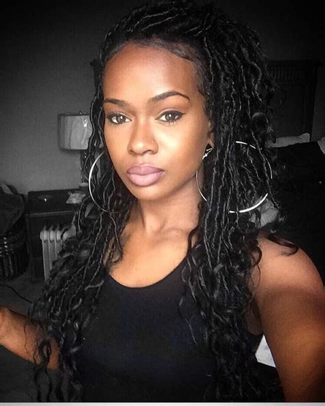 what typr of hair is neede for goddess braids pinterest the world s catalog of ideas