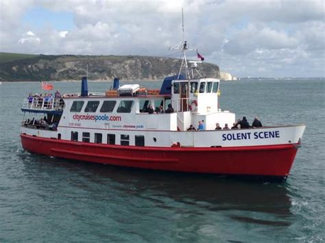boat pictures solent solent scene at swanage picture of city cruises poole