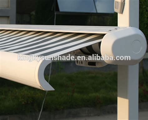 Awning System by Motorized Pergola System Awning Buy Motorized Pergola