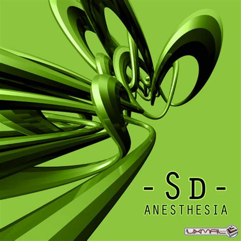 Sd Records Sd Quot Anesthesia Quot Ep Uxmal Records