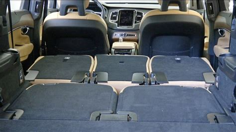 volvo xc60 seats fold flat 2015 volvo xc90 how to fold the seats