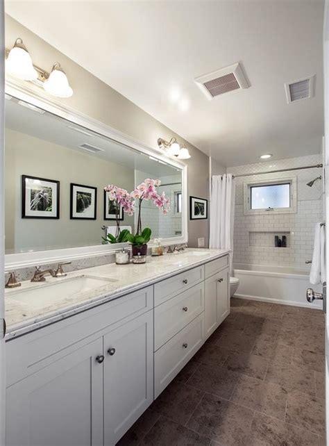 Key West Bathroom Decor Key West Revival Transitional Bathroom Los Angeles