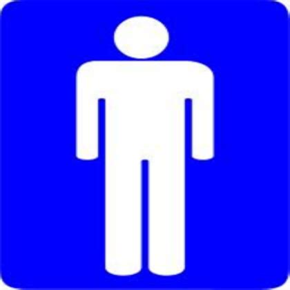 bathroom sign person boys bathroom sign roblox