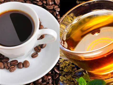 Tea Or Coffee: The Healthier Choice?   Boldsky.com