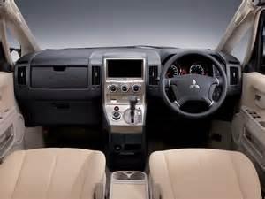 Mitsubishi Delica Interior Mitsubishi Delica D5 Photos News Reviews Specs Car