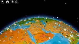 Interactive World Map by Pics Photos World Map Globe Interactive