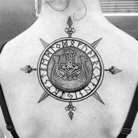 viking compass tattoo 25 best ideas about viking compass on