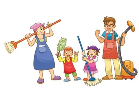 household needs household chores and special needs families different