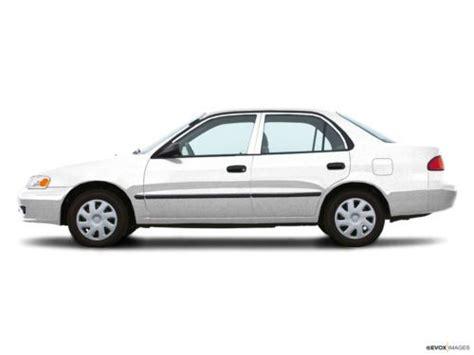 2002 Toyota Corolla Parts Purchase Used 2002 Toyota Corolla S Sedan 4 Door 1 8l Not