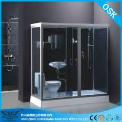 Bathroom Shower Units Sale Combination Wc Toilet Shower With Ceramic Basin Buy Portable Toilet Shower Wc Toilet Shower