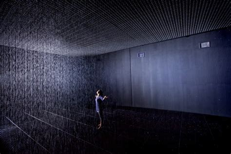 Rains Room by Kalila Snow Jan Installation Understanding
