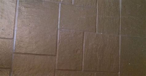 bathroom floor tile or paint hometalk how to remove paint from slate flooring hometalk