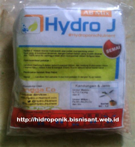 Jual Hidrogel Murah Semarang nutrisi ab mix untuk semai benih alat hidroponik