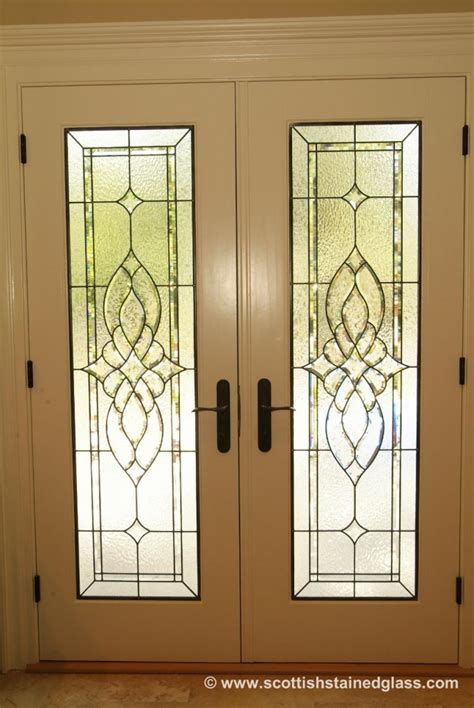 Stained Glass Doors Interior Interior Door Stained Glass