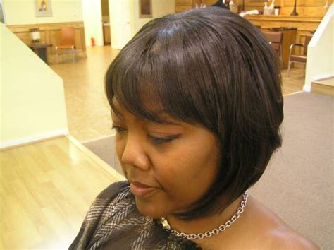 bob sew in hairstyles for black women sew in bob hairstyles beautiful hairstyles