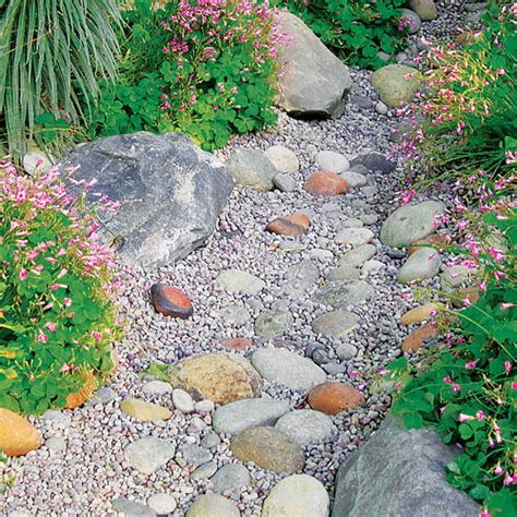 dry creek beds build a dry creek bed sunset