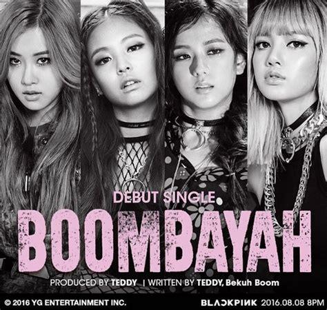 blackpink album list blackpink revealed further debut details kpopchannel tv