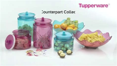 Tupperware Jolly Keeper tupperware counterpart large shell sfa desember 2015