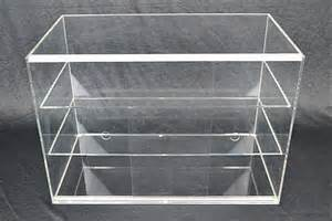 Cake Display Cabinet Acrylic Large Cake Bakery Muffin Donut Pastry 5mm Acrylic Display