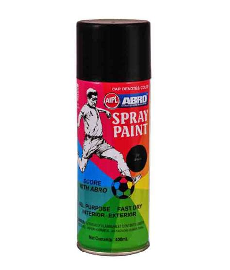 spray painter price abro spray paint black buy abro spray paint black