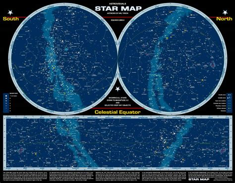 printable star map printable map of stars astronomy page 3 pics about space