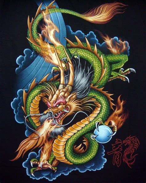 japanese tattoo dragon t shirt chinese dragon mens t