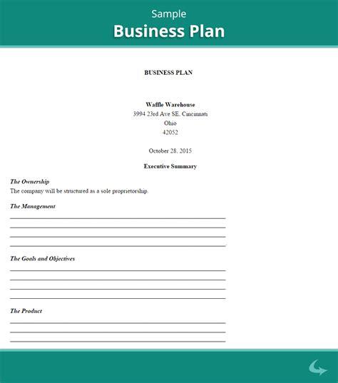 sample of business plan new calendar template site