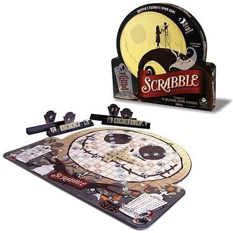 Other Toys Nightmare Before Scrabble Was
