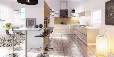 comptoir separation cuisine salon kirafes