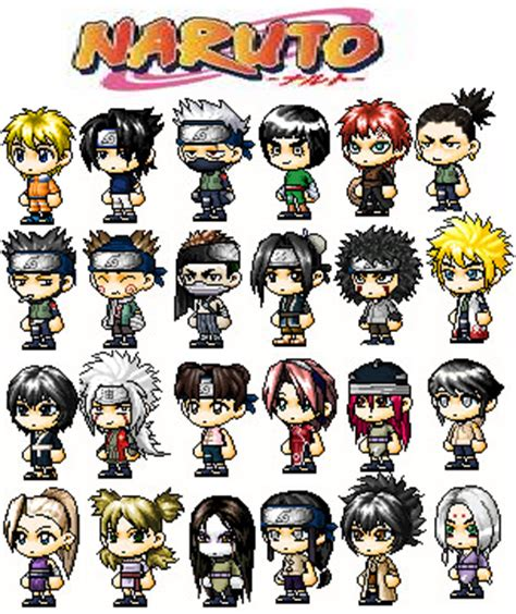 maplestory are all star hairs gone maplestory naruto by dannywhat on deviantart