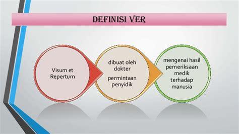 Keterangan Ahli Vusum Et Repertum Dalam Aspek Hukum Acara Pidana visum et repertum dan prosedur pemeriksaan kedokteran forensik
