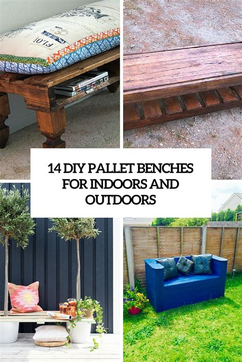 benches for indoors 14 diy pallet benches for indoors and outdoors shelterness