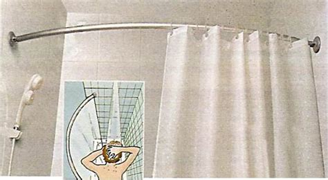 curved shower curtain track curved shower curtain rails
