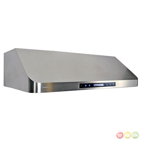 Cavaliere Euro Ap238 Ps15 36 Under Cabinet Mount Range Hood
