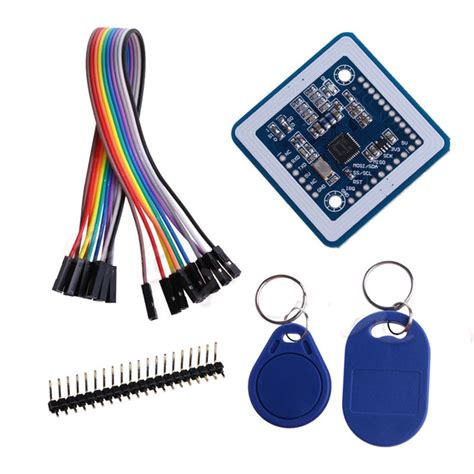 Mfrc522 Rfid Reader Module Contactless For Arduino Raspberryi Pi mini pn532 nfc rfid reader writer shield breakout board module arduino android ebay