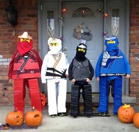 lego ninjagos costume easy diy costumes