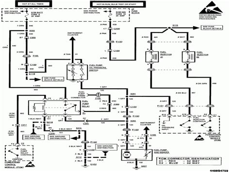 tbi injector wiring diagram wiring diagram with description