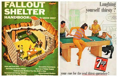 Kaos Fall Out Boy Bomb White Print On Gildan fallout shelter fridays adventures in atomic tourism