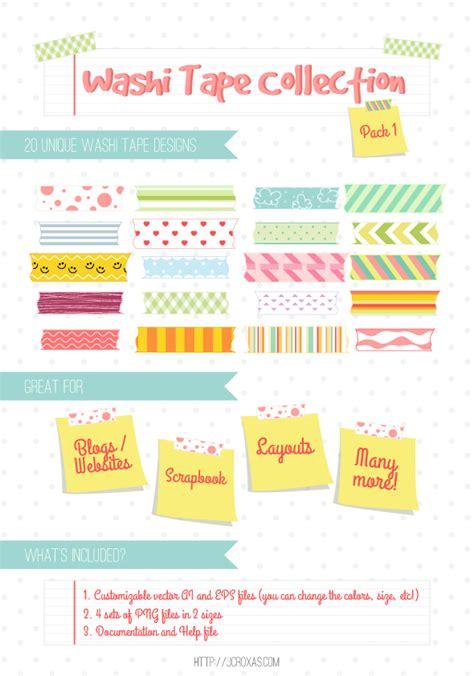 washi designs washi designs pack 1 by jcroxas on deviantart