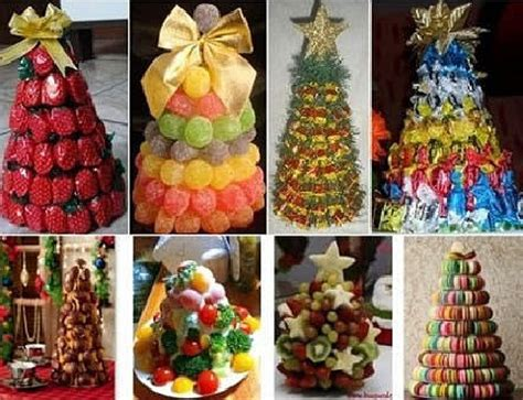 how to make christmas fruits 30 ways to make fruit trees thumb how to