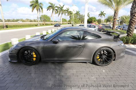 Porsche West by Dealer Inventory 2015 Porsche 911 Gt3 At Porsche West