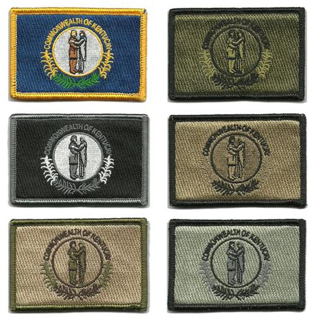 state tactical patches 2 quot x3 quot kentucky state tactical patch