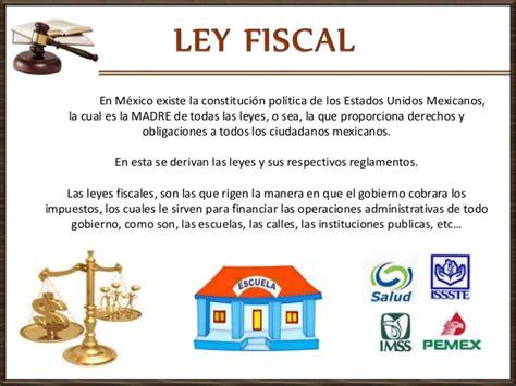 legislacion fiscal vigente iva ley fiscal