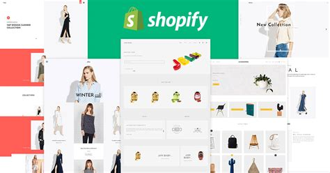 best free premium shopify templates from theme