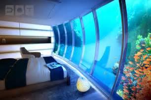 Spaceship Rug Deep Ocean Technology Underwater Hotel