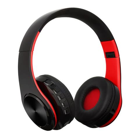 Headset Bluetooth Ipod bth 818 headband folding stereo wireless bluetooth headphone headset for iphone ipod