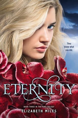 the fury books eternity by elizabeth reviews discussion
