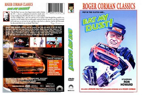 my eats my eat my dust dvd scanned covers eat my dust dvd covers