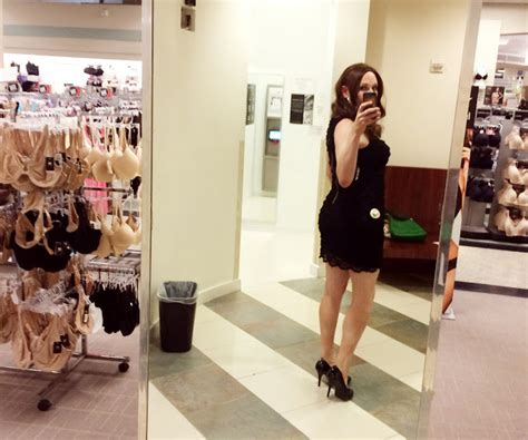 Cross Dresser Shop by Adventures Of A Gender Rebel Shopping Can Be Scary But